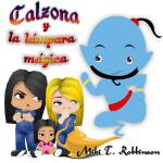 Calzona Sofía y la Lámpara Mágica cuadro