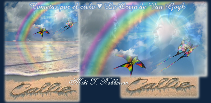 Cometas por el cielo  ♥♥♥   La Oreja de Van Gogh
