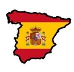 Mapa-de-los-países-hispanohablantes. España