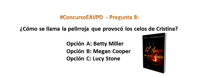 #ConcursoEAVPD – Pregunta 8
